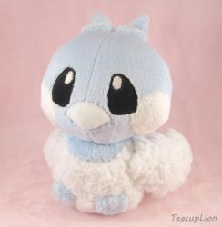 Pokedoll Style Plush - Altaria by TeacupLion