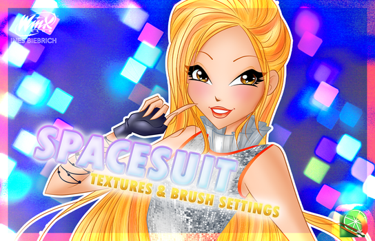 WINX SPACESUIT - ART RESOURCES by InesB