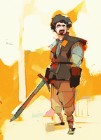 Syrio Forel by michaelfirman