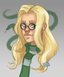 Taylor Potter Malfoy (request) by RMAlexis
