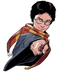 Harry Potter by ordo1010