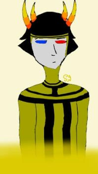 The Psiioniic(Homestuck) by Shotgungamer8