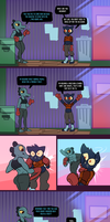 Mae vs Bea .:Commission:. by NettoMedley