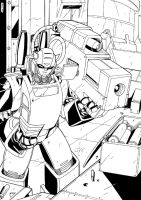 TF BumbleBee's BIG GUN by TheBoo