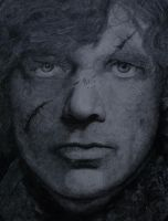 Tyrion Lannister Drawing by Swaal