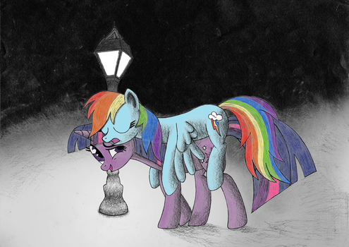 TwiDash after party - colored by furor1