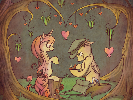 For Moochiinlove by PashaPup