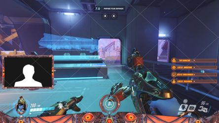 Dragon Symmetra - Stream Overlay