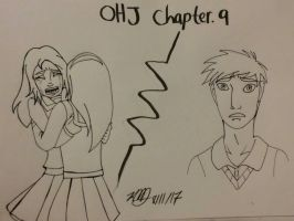 OHJ chapter 9 cover by Bella-Who-1