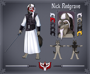 Nick Redgrave - Ref by WWRedGrave