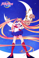Act 1: Usagi ~Sailor Moon~ by ThanatosRising