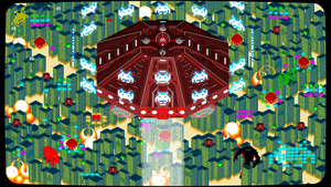 Happy 40th Anniversary Space Invaders by ScepterDPinoy