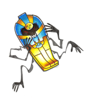 PKMN - Laughing Cofagrigus