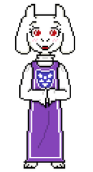 Toriel by CrystalSailorMoon