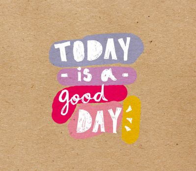 TODAY IS A GOOD DAY by kaze9th