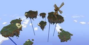 Windmill in the sky by lunchbox1234