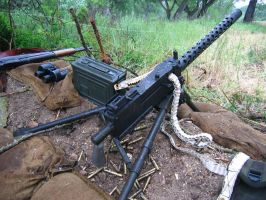 Browning M1919 by Soldier660