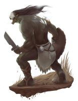 Orc by kofab