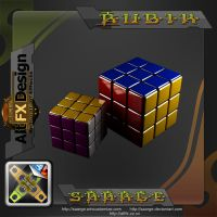 Rubik Game Icon by sAARGe