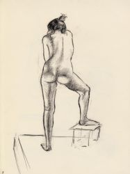 Figure drawing #3 by AmitSadik