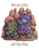 Critical Role - Jester Consoling Nott by Takayuuki