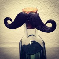 Moustache Madness by mobbe-pingvin
