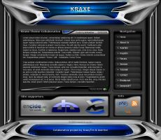 Kraxe - Collaboration by Axertion