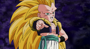 Gotenks SSJ3 by firebladenatjox