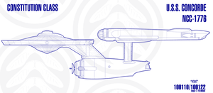 USS Concorde: Rebooted - WIP by Phaeton99