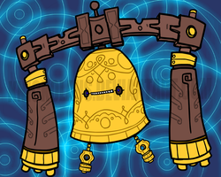 DS Bell Golem by The-Knick