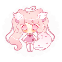 [Adoptable]: DREAMIMY ~14 [CLOSED] by Hiratsumi