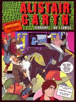 Alistair Garth Comics No.1 by A-Fox-Of-Fiction