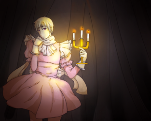 APH x Vocaloid: (not sure what song) by Shewen