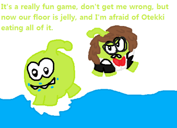 Question 75- Floor is Jelly by Ask-The-Otekki-Crew
