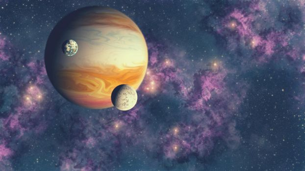 Gas Giant by NAPALM92