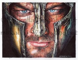 Spartacus by ThessaGreenleaf