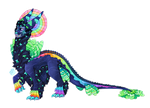 ~Prisma the Clovertail~ by Witchin