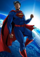 Superman by kevzter