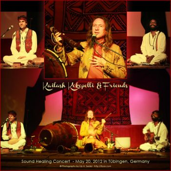 Sound Healing Concert Kailash Kokopelli + Friends by Viliggoly