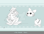 Critter Adoptable - Alraune SOLD by Asgard-Chronicles