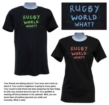 Rugby World What? by KilowattKatie