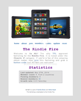 Its Hot! - Kindle Fire fanlisting by PinkWoods