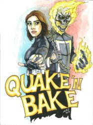 Quake n Bake by artildawn