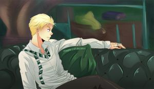 Malfoy by staypee
