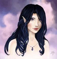 Riannon by MuffinChaser
