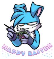 Creative Easter by vaporotem