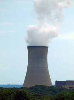 Nuclear Power Plant 8 by Dracoart-Stock