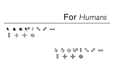 Cursor for Humans by Gre3nGoon