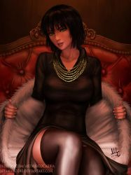 Fubuki - One Punch Man (2 versions) by Sciamano240