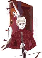 Joffrey (Game of Thrones fan art) by TOMATOZOMBIE